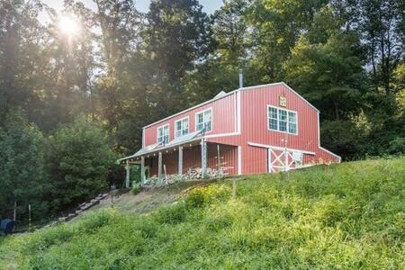 The Barn at Slick Rock