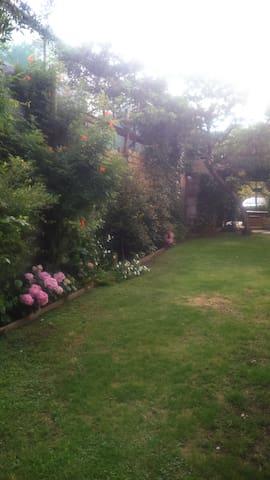 Detalles en el jardín