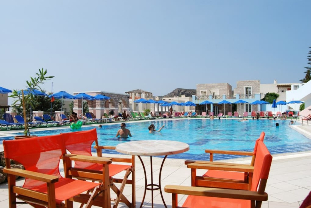 central  village pool