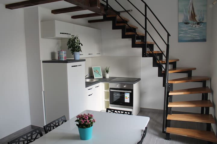 Apartmani Beledvir Kolan, 2 - bedroom apartment