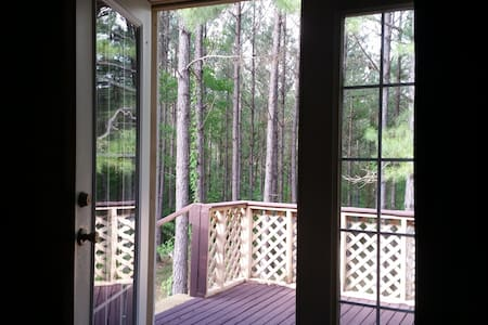 Nature Cottage in the Pines - Louin - Talo