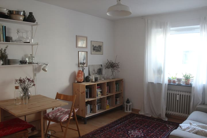 Cozy appartment in the heart of Frankfurt! - Frankfurt am Main - Appartement