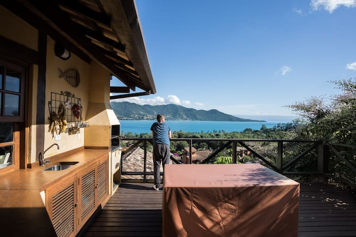 Sunset Terrace House / unique sea view