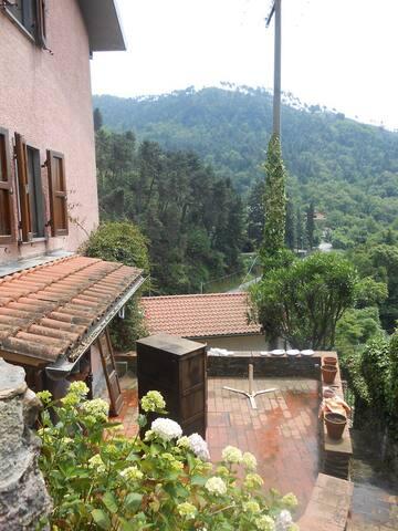 APUANE vs VERSILIA: rustico tra mare e monti - San Vito-cerreto - House