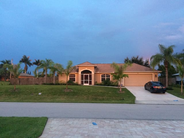 Florida House in Cape Coral