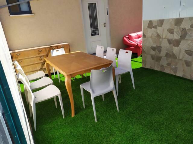 Erez family apartment
