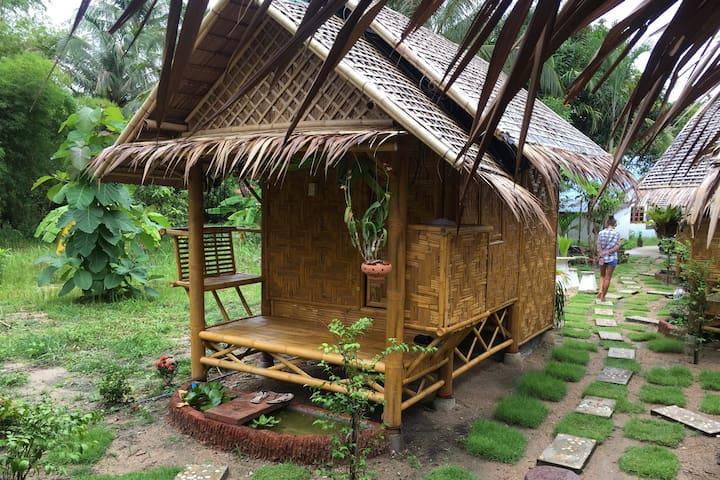 Bamboo Adventure Bungalow