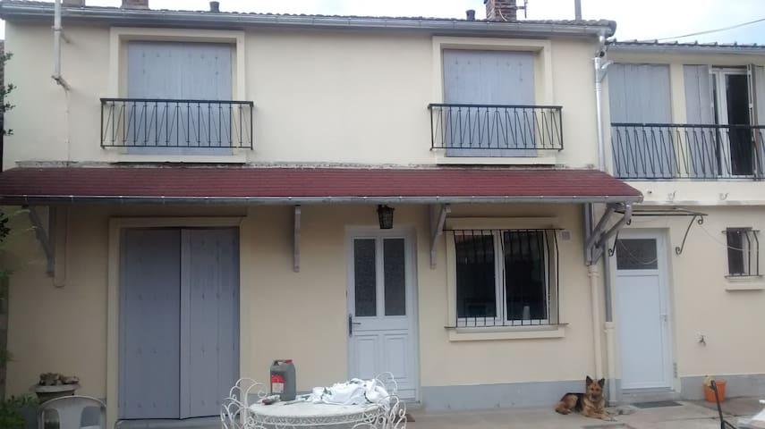 2 ROOMS IN HOUSE NEAR B - Cachan - Casa