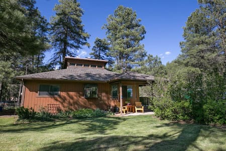 The Kachina House - Flagstaff