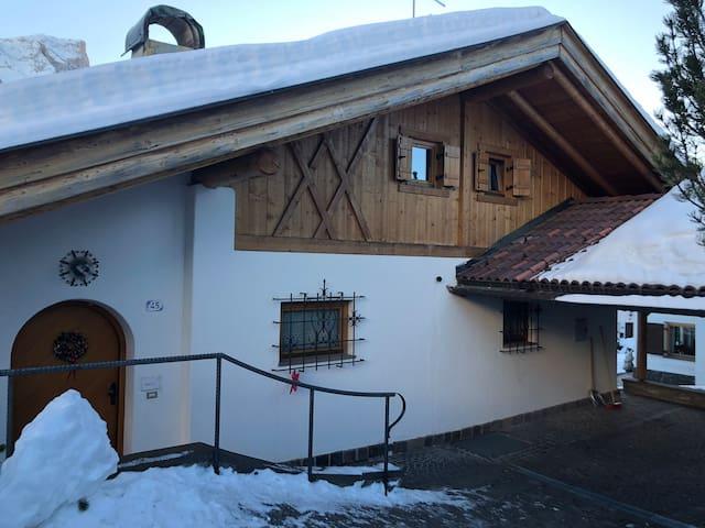 Amazing duplex in Tyrolean Chalet