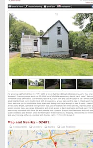 Single housing for rent - Wellesley - Casa