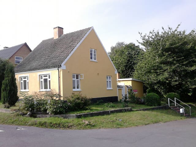 Fishermans house in Tejn, built in 1938 - Allinge - Hus
