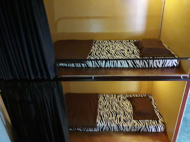 The Cave Guest House- Bunk Bed (2)