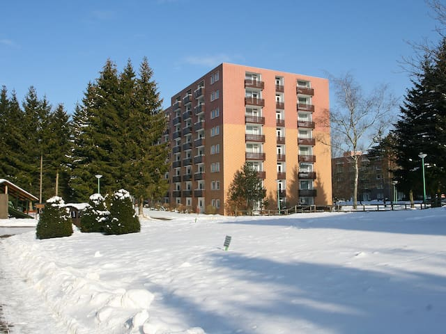 2-room apartment 45 m² Glockenberg for 4 persons in Altenau