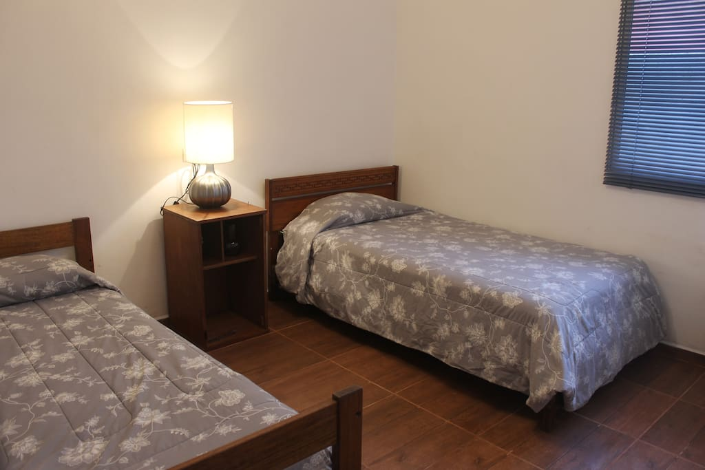 Pieza 2 camas