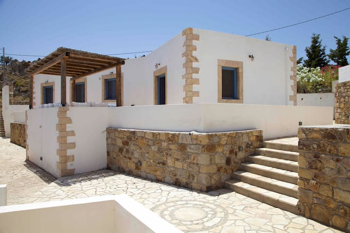 Luxury house with a spectacular view to the Aegean - Patmos - Villa
