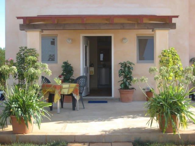 Apartment  / Ferienwohnung  Mallorca Es Trenc - Campos - Appartement en résidence