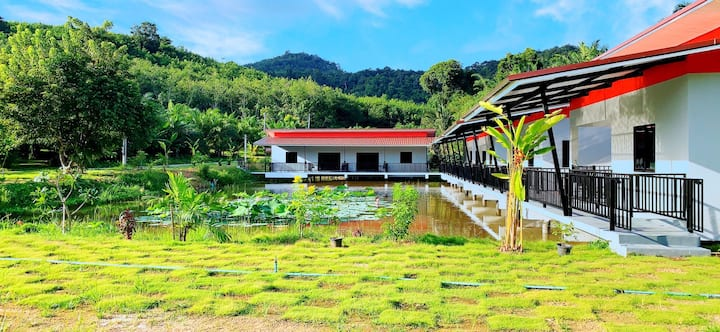 1-bedroom (1) @ Krabi House Private Lake View
