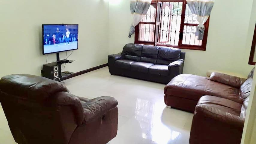Dar es Salaam,2 bedroom house in private compound.