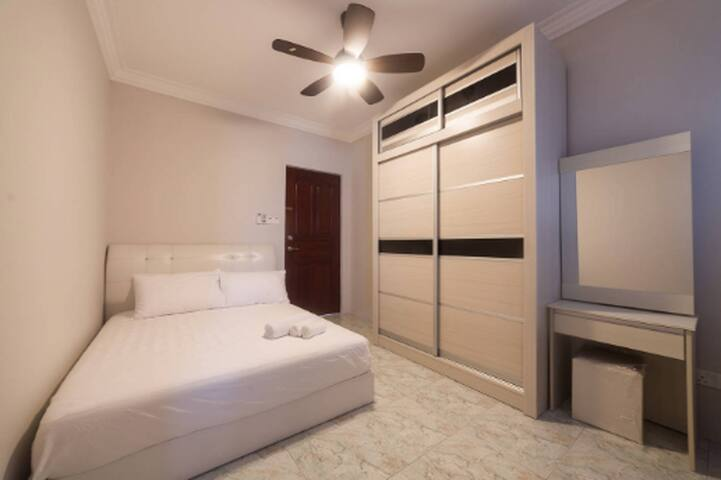 Sabah Zen House Urban Stay 沙巴亚庇禅宿 - 2pax (B)