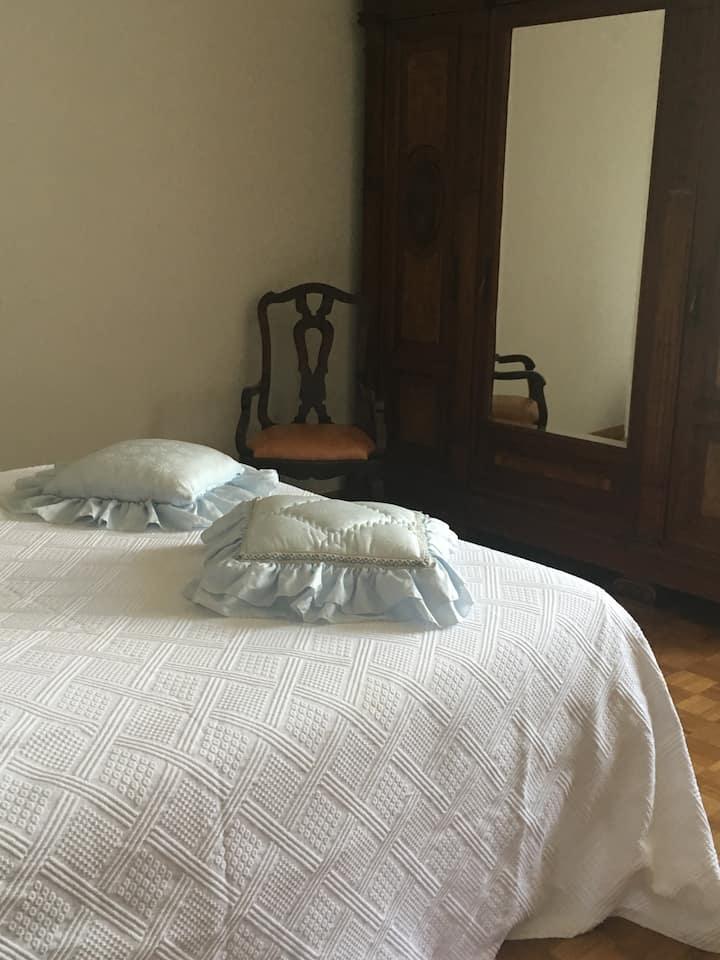 Basisa b&b camera matrimoniale con bagno privato
