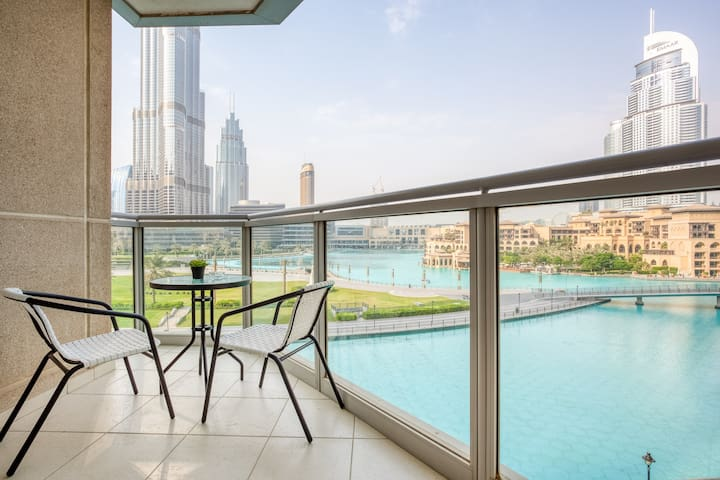 ★ Downtown Luxury | View of the Burj & Fountain
