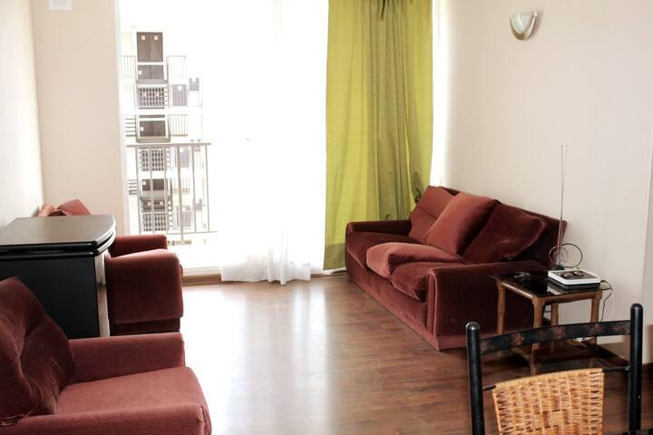 Apartamento en Condominio Portal Norte de Talca
