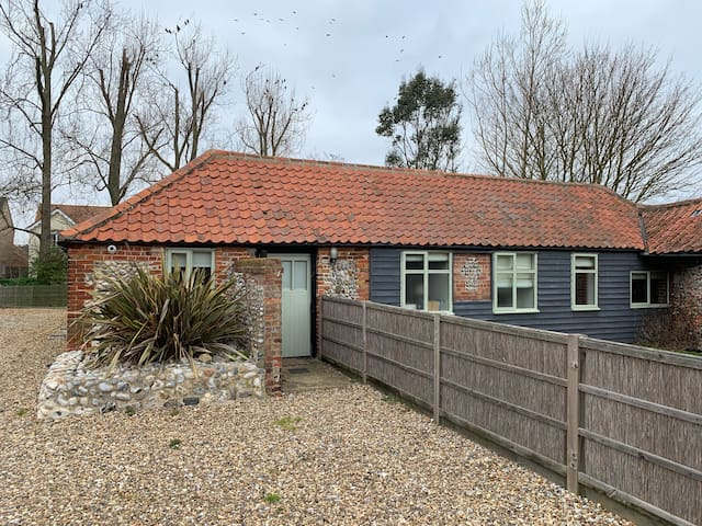 Luxurious Barn in Winterton on Sea