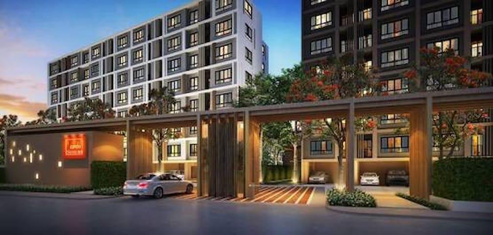 ดีคอนโดซายน์ - เทศบาลนครเชียงใหม่ - Apartment