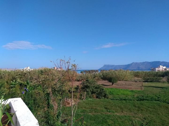 Kissamos Home with a View