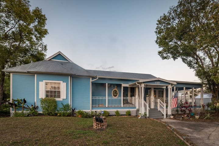 Altamonte Springs Home with Southern Charm Room 2.