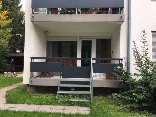 Apartment / Quaint Apartment / 25 min zur Wiesn