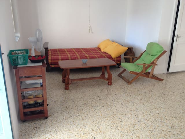 Furnished 40 sqm studio in Badolato