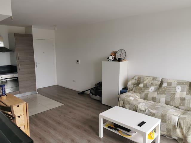 Appartement T2 de 54 m2 avec balcon
