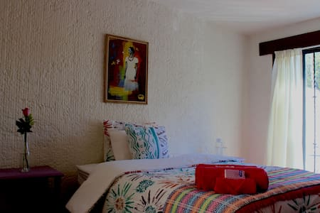 Nice apartment in the heart of Coyoacan. - Ciudad de México