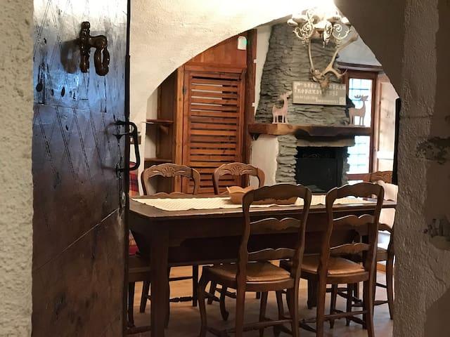 Ca Fiorini skiing  in Val Susa a Sauze di Cesana - Sauze di Cesana - Wohnung