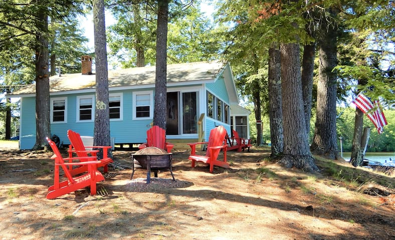 Mousam Lake Retreat - Updated, Adorable