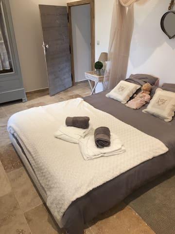 4 chambres dans maison de village - Bédarrides - Dům