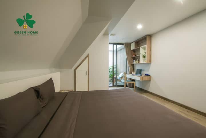 GreenHome 1  Bedroom Penthouse