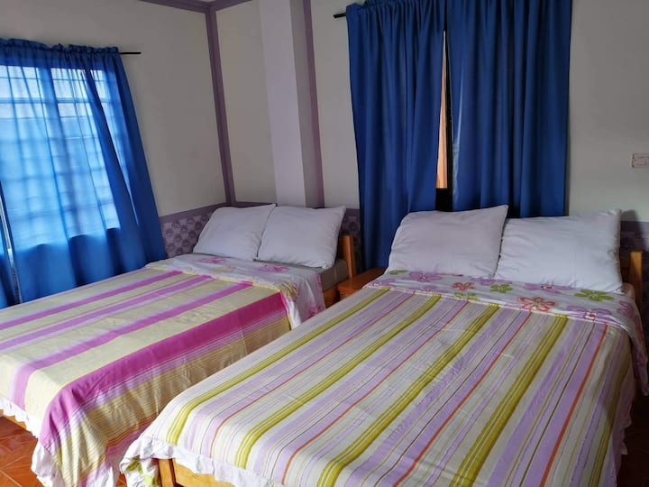 SAGADA VILLAGE BEDS Couple/ Family Room (2-4 pax)