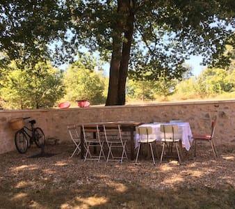 Le Bois de Fournaulu - Vaunac - Haus