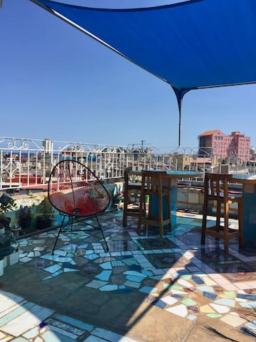 One of a kind 360 View of Central Havana (1) - La Habana - Bed & Breakfast
