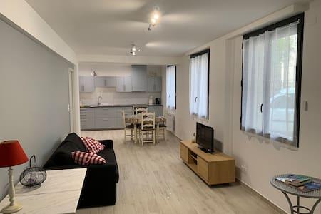 Charmant appartement en coeur de village