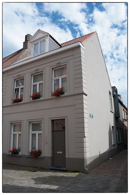 Cosy luxury room in heart of bruges la mia casa houses for Come progettare la mia casa