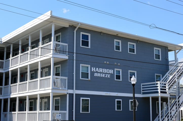 Downtown Ocean City Condo with pool and wifi
