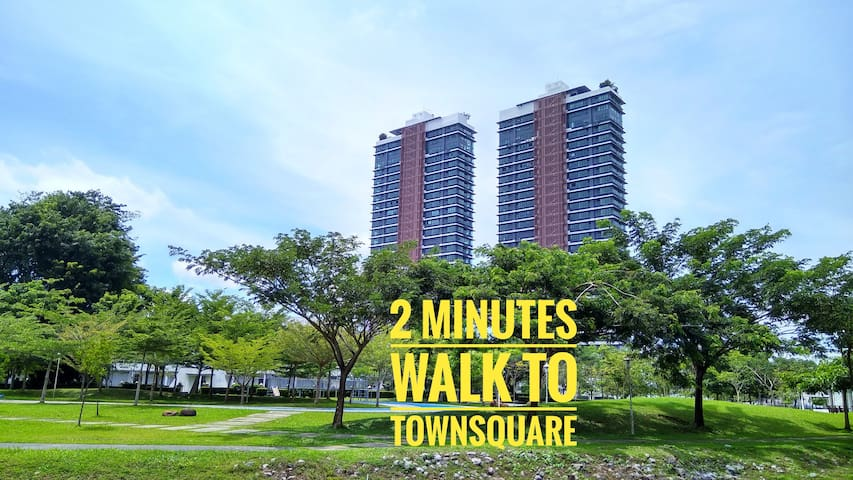 Waterfront RiverView + free wifi + Washer + Pool