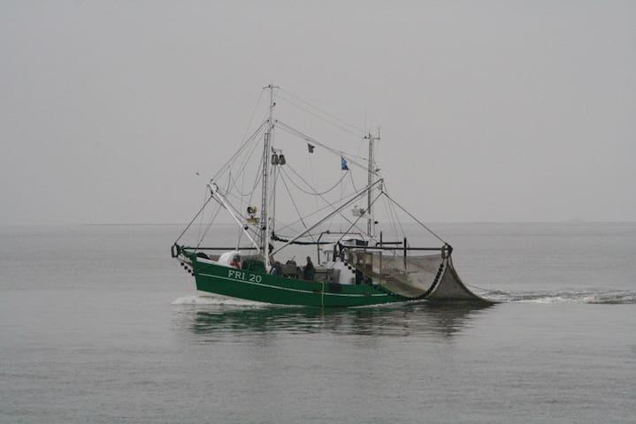 Krabbenfischer aus Büsum