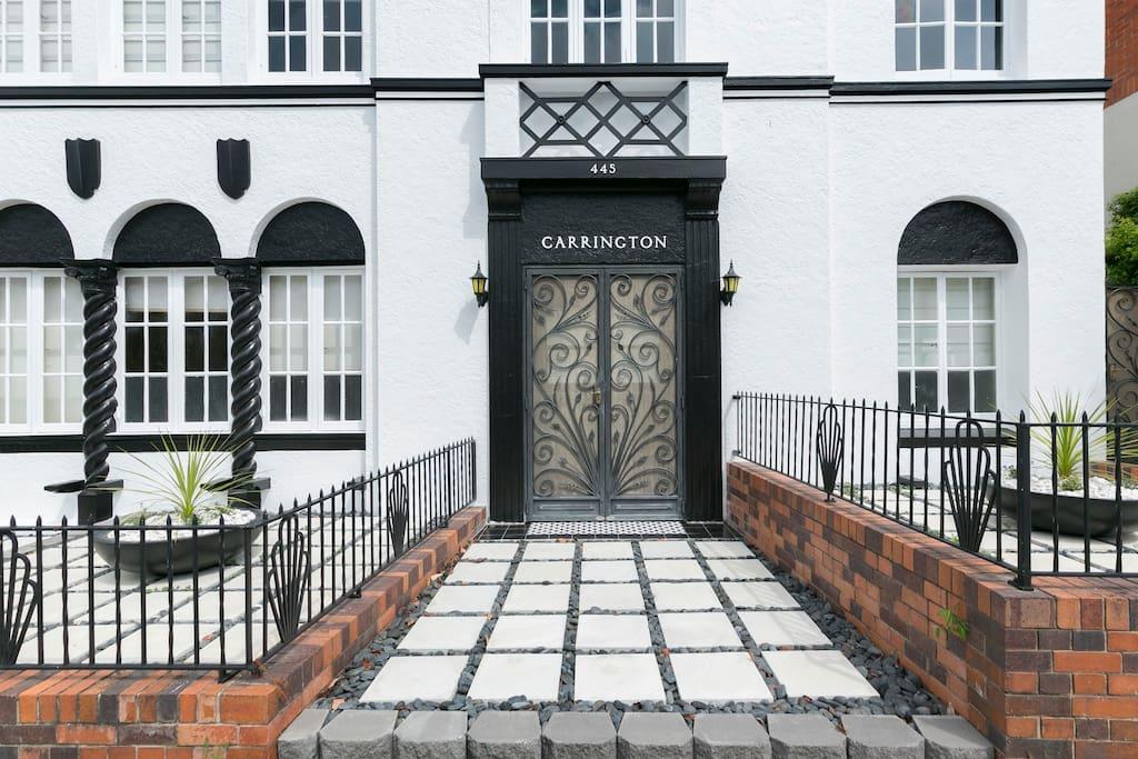 Welcome to Carrington