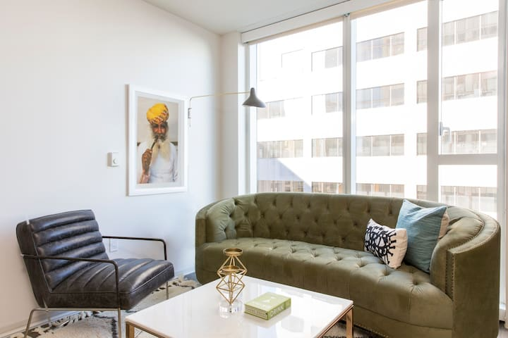 Sonder   9th Apartments   Classic 2BR + Gym