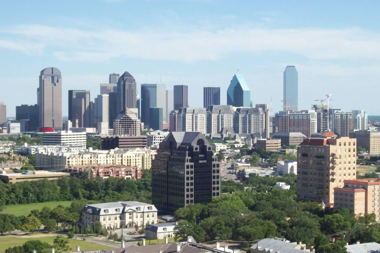 Nice views of the city